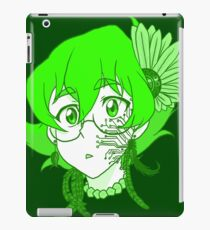 Green Holt iPad Case/Skin
