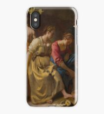 Diana and Nymphs 1653 - 1654 Johannes Vermeer iPhone Case/Skin