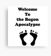 Iskybibblle Products/ Bogon Apocalypse Canvas Print