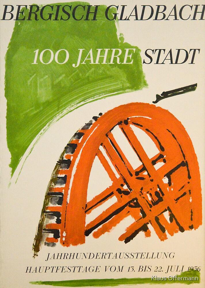 100 Jahre Stadt Bergisch Gladbach by Klaus Offermann
