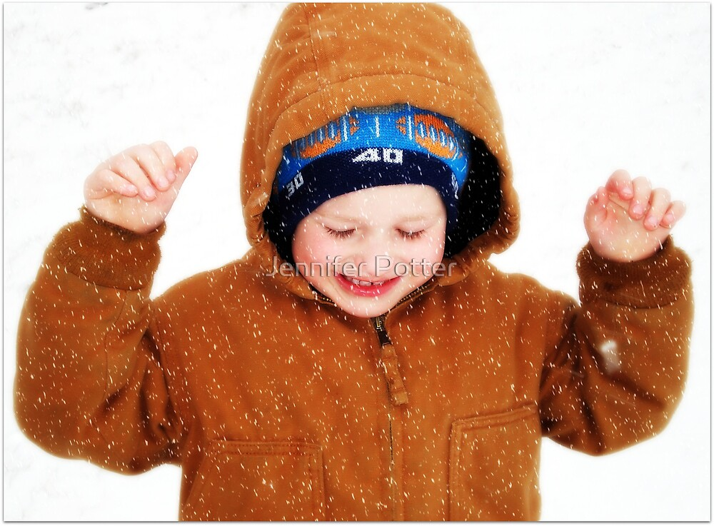 Let it Snow by Jennifer Potter