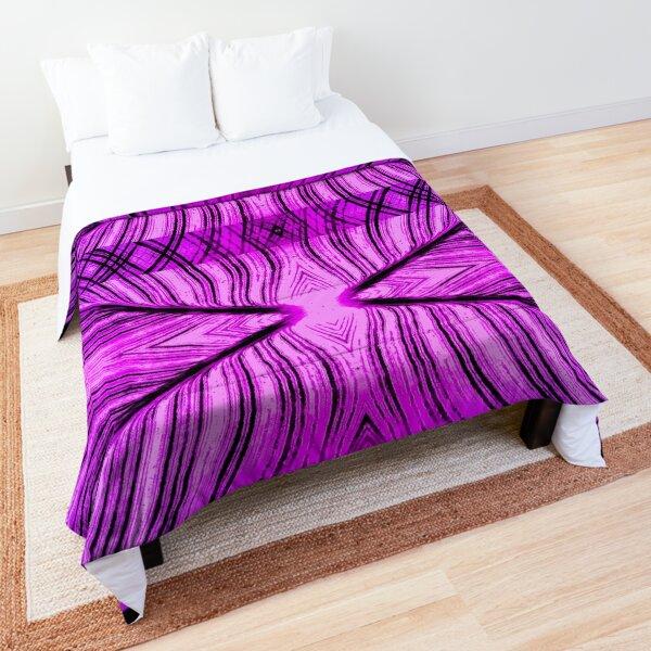 I DREAM OF JEANNIE PINK/PURPLE GENIE BOTTLE Comforter