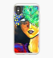 Confident Lady iPhone Case