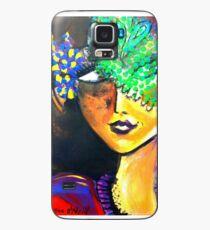 Confident Lady Case/Skin for Samsung Galaxy
