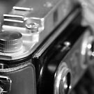 Old stereo camera by Denis Charbonnier