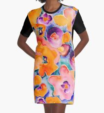 Clifton Blooms Graphic T-Shirt Dress
