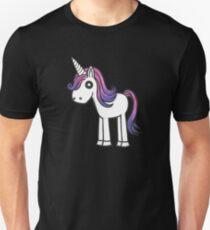 """Overly Cute Unicorn"" Unisex T-Shirt"