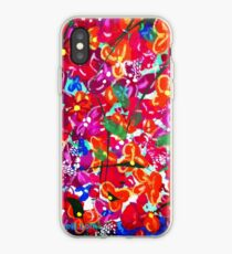Bold Petals iPhone Case