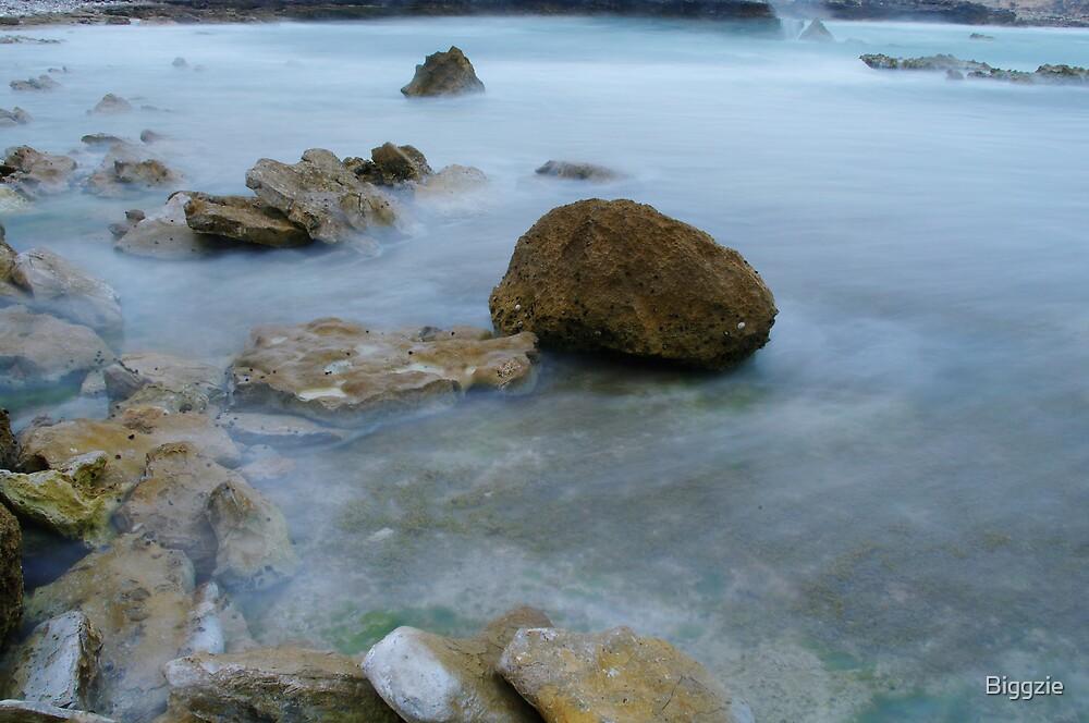 Rocks in the Clouds by Biggzie