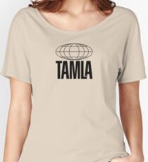 Tamla Label Women's Relaxed Fit T-Shirt