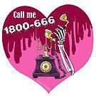 Call me 1800-666 by swinku
