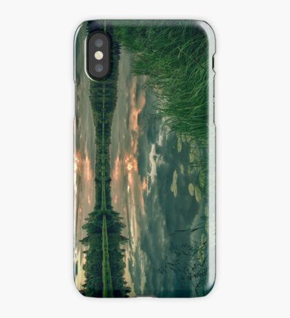 FIRE IN WATER [iPhone-kuoret/cases] iPhone Case