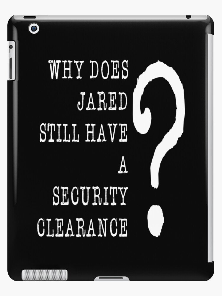 Jared Security Clearance by EthosWear