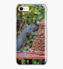 Extermin-Nut! iPhone Case/Skin