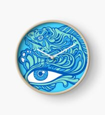 Eeluminati Clock
