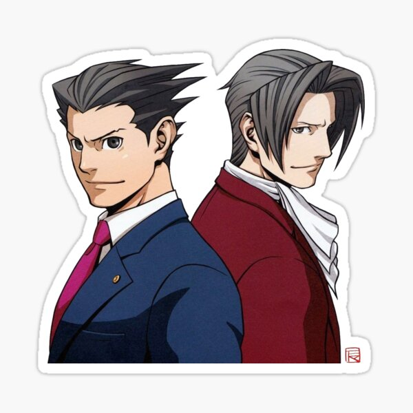 lawyer boyz Sticker