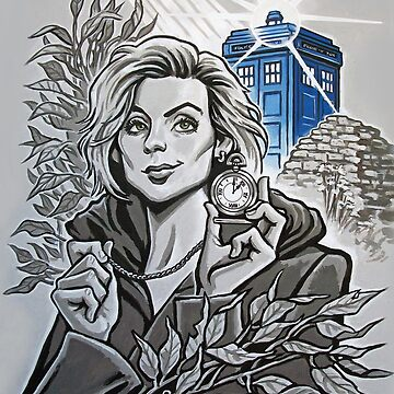 The Thirteenth Doctor by rainesz