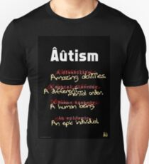 Autism - A Corrected List T-Shirt