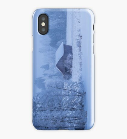FROSTY CRUST 1 [iPhone-kuoret/cases] iPhone Case