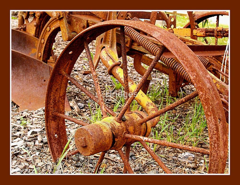 Rusty On The Farm by Bridges