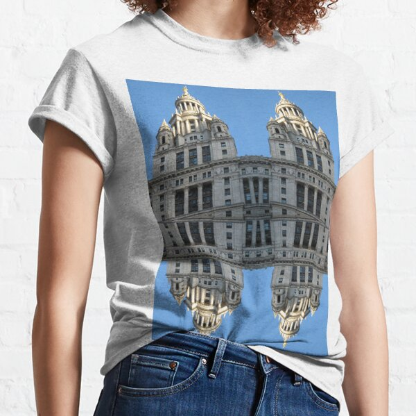 Architectural fantasies on the theme of Manhattan Classic T-Shirt