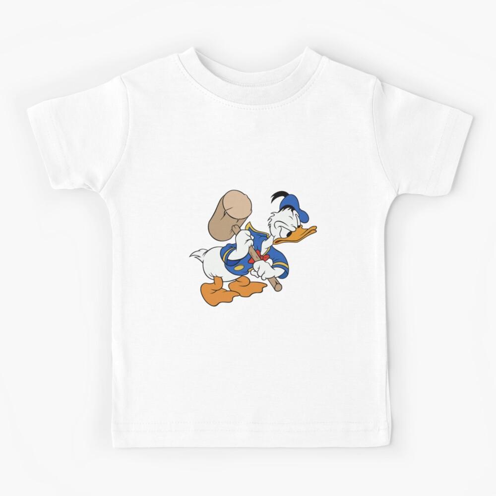 Donald Duck Kids T-Shirt