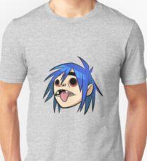 Camiseta unisex Gorillaz