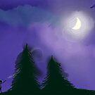 Nighttime Magic by CelestialPearl