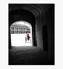 We Stand On Guard For Thee II Photographic Print