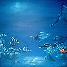 Spot the Clownfish by Cherie Roe Dirksen