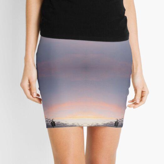 Architectural fantasies on the theme of Manhattan Mini Skirt