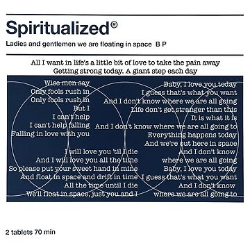 Ladies and gentlemen we are floating in space – Spiritualized by DAstora