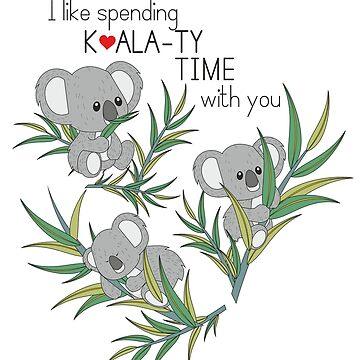 Koala  by mitalim