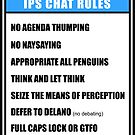 IPS CHAT RULES 3 PG by GLOBEXIT