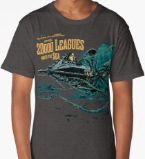 20000 leagues under sea JV  Long T-Shirt