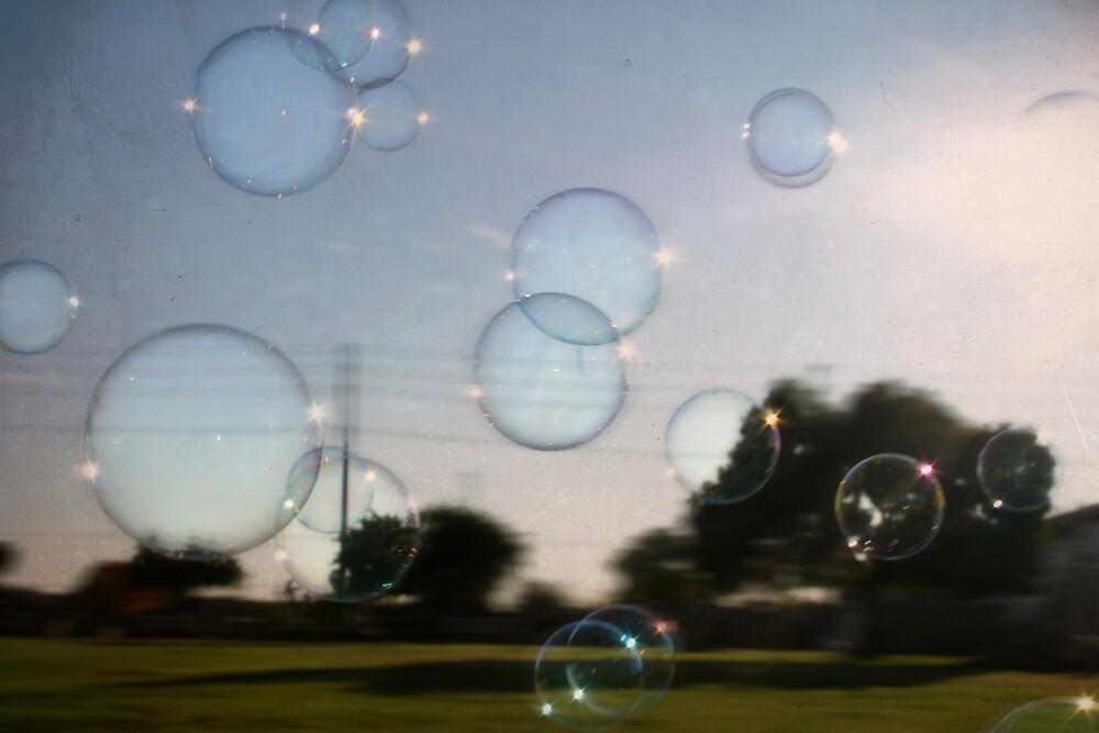 bubbles  by scarboroughfair