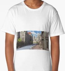 Historic CityScape Long T-Shirt