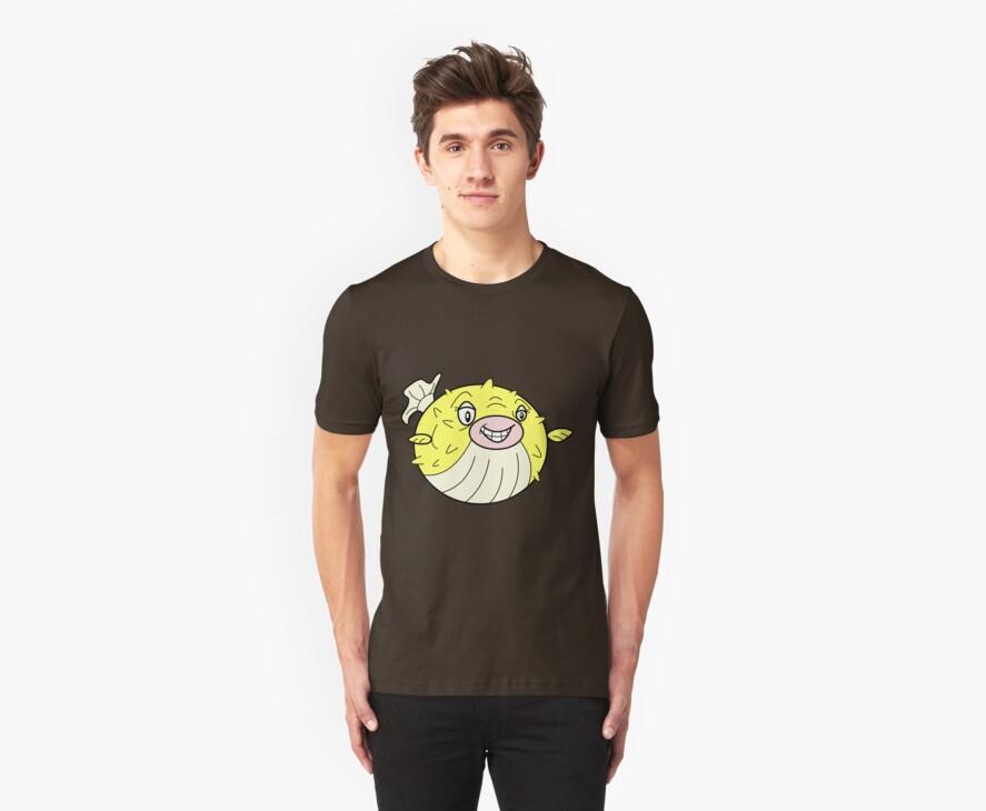 Blowfish by buyart