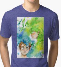 Watercolor Tri-blend T-Shirt