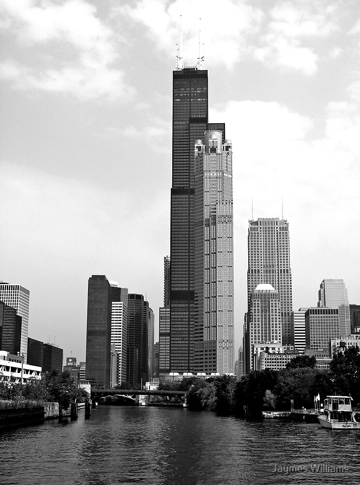 Chicago Skyline by Jaymes Williams