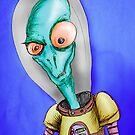 Retro Alien by Extreme-Fantasy
