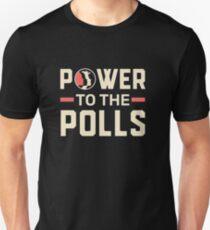 POWER OF THE POLLS Unisex T-Shirt