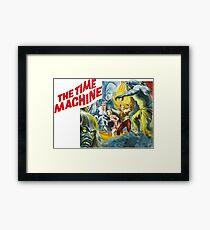 Vintage movie poster Framed Print