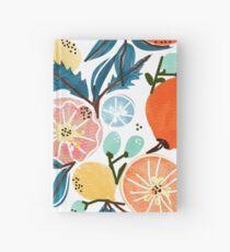 Fruit Shower Hardcover Journal