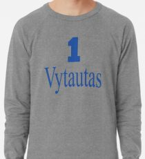 251cc7431 LaMelo Ball Vytautas Lithuania  1 Lightweight Sweatshirt