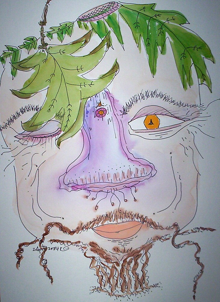 Tree Spirit by Kamalanirose