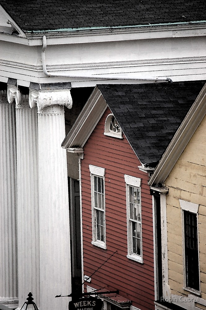 New Bedford Whaling Capital by Robin Cabral