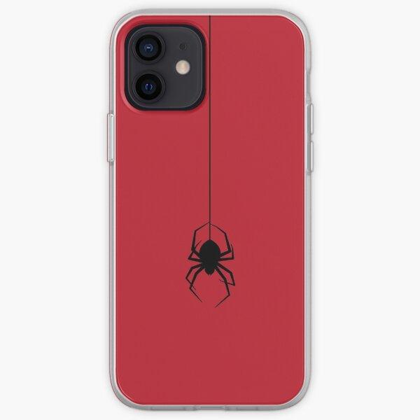 Radioactive Spider Black iPhone Soft Case
