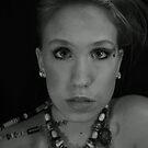 self portrait 3 by Danielle  Kay