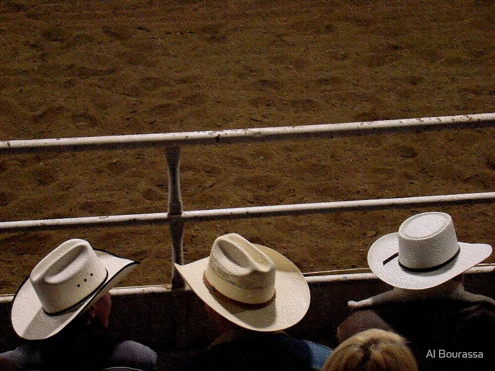 Rodeo Boys by Al Bourassa